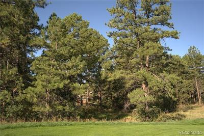 Castle Rock CO Residential Lots & Land Active: $675,000