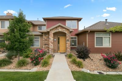 Highlands Ranch Condo/Townhouse Under Contract: 8558 Gold Peak Lane #F