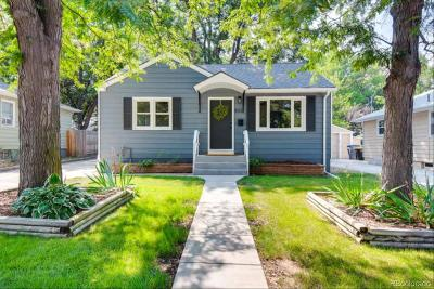 Longmont Single Family Home Active: 833 Vivian Street