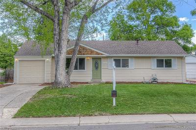 Denver Single Family Home Active: 3286 South Glencoe Street