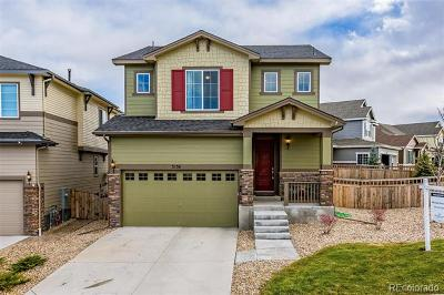Castle Rock Single Family Home Active: 3136 Youngheart Way