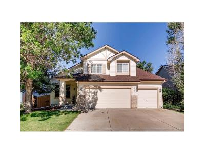 Centennial Single Family Home Active: 7645 South Hudson Way