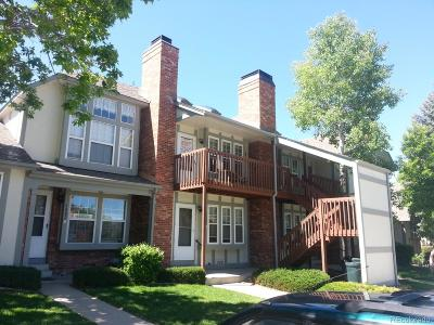 Westminster Condo/Townhouse Under Contract: 3082 West 107th Place #C