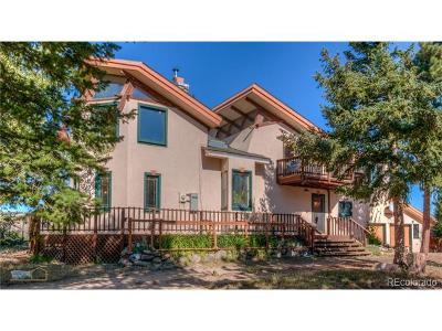 Boulder Single Family Home Active: 605 Left Fork Road