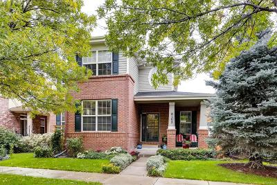 Denver Single Family Home Under Contract: 8103 East 8th Place