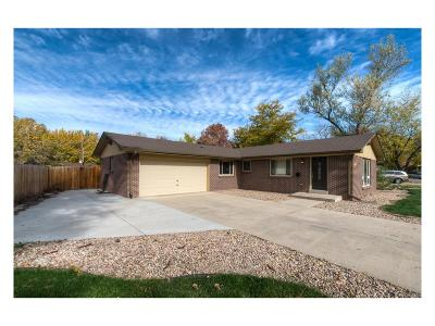 Littleton Single Family Home Active: 6385 South Valleyview Street