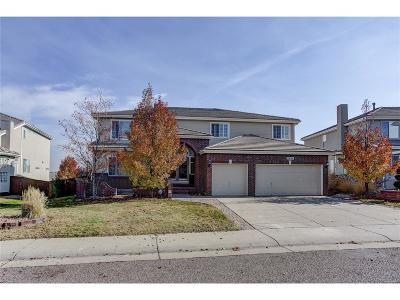 Highlands Ranch Single Family Home Under Contract: 10116 Briargrove Way