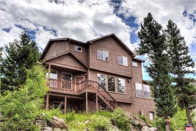 Evergreen Single Family Home Under Contract: 6980 Lynx Lair Road