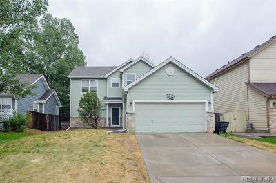 Denver Single Family Home Active: 4702 Durham Court