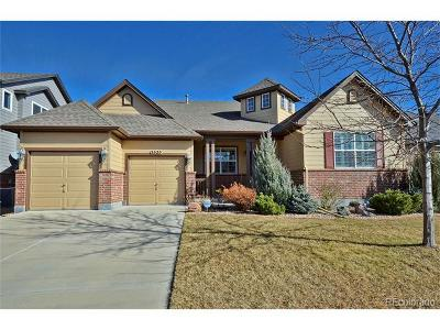 Castle Rock Single Family Home Active: 3525 Softwind Point