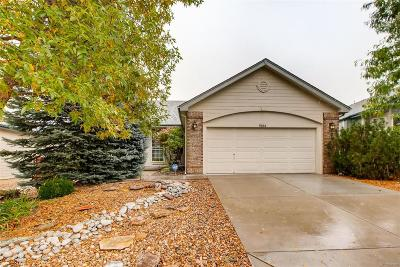Lone Tree Single Family Home Active: 9484 Troon Village Drive