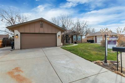 Thornton Single Family Home Active: 13022 Steele Court