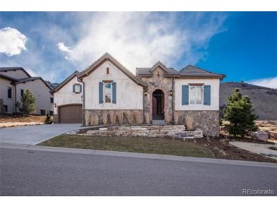 Littleton Single Family Home Active: 8095 Galileo Way