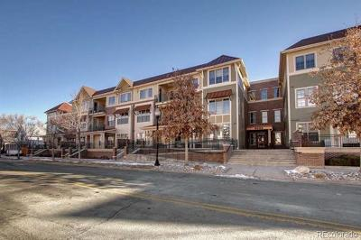 Littleton Condo/Townhouse Active: 5592 South Nevada Street #108