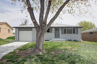 Broomfield County Single Family Home Active: 960 Marble Street