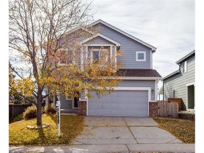 Highlands Ranch Single Family Home Under Contract: 2085 Ashwood Place
