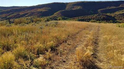 Oak Creek CO Residential Lots & Land Active: $93,900