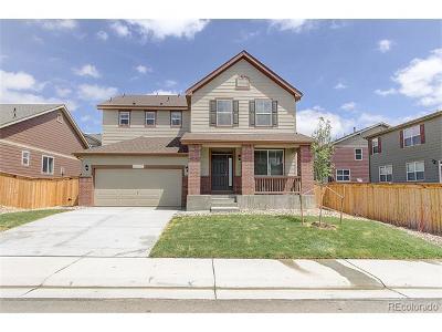 Thornton Single Family Home Active: 13885 Trenton Street
