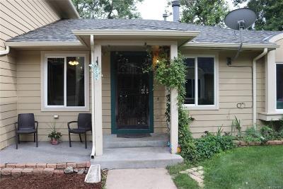 Denver Condo/Townhouse Under Contract: 7897 York Street #2