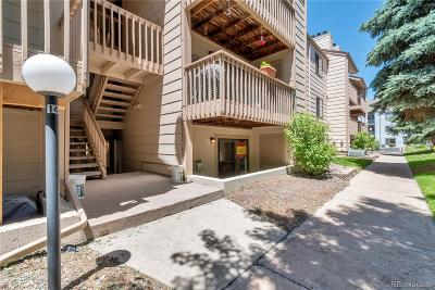 Lakewood Condo/Townhouse Under Contract: 10890 West Evans Avenue #1G
