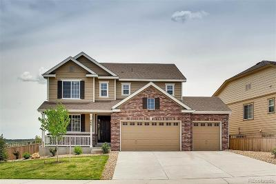 Castle Rock Single Family Home Active: 2661 Rising Moon Way