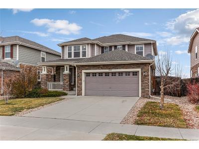 Aurora Single Family Home Under Contract: 19539 East Idaho Avenue