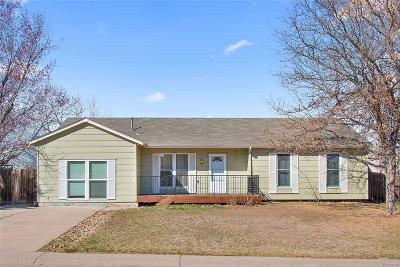 Parker Single Family Home Active: 11491 North Settlers Drive