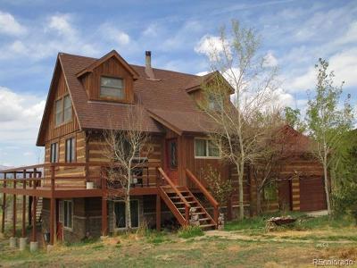Single Family Home Active: 3730 Centennial Ranch Road