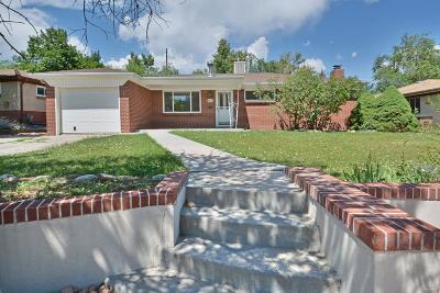 Broomfield Single Family Home Under Contract: 185 Jade Street