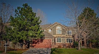Golden Single Family Home Under Contract: 593 Wyoming Circle