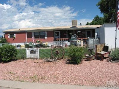 Colorado City Single Family Home Active: 2835 Blue Spruce Drive