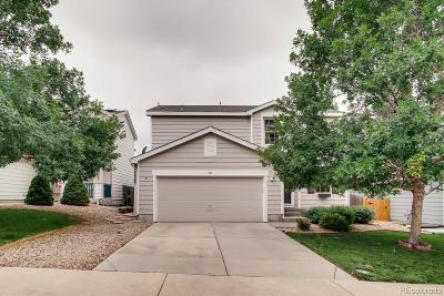 Fort Lupton Single Family Home Under Contract: 301 Bighorn Terrace