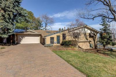 Lakewood Single Family Home Under Contract: 11235 West 25th Place