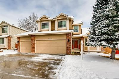 Highlands Ranch CO Single Family Home Active: $549,900