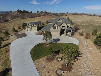 Bell Mountain Ranch Single Family Home Under Contract: 4110 Bell Mountain Drive