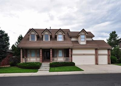 Englewood Single Family Home Active: 11644 East Ida Avenue