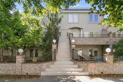 Denver Condo/Townhouse Active: 389 North Ogden Street