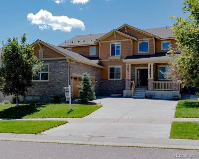Aurora Single Family Home Active: 25994 East Peakview Place