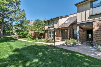 Willow Creek Condo/Townhouse Under Contract: 8135 East Phillips Circle
