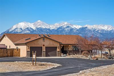 Salida Single Family Home Under Contract: 7680 County Road 141d