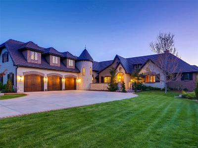 Castle Pines CO Single Family Home Active: $1,690,000