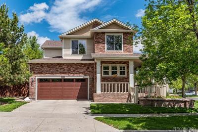 Denver Single Family Home Active: 7495 East 9th Avenue