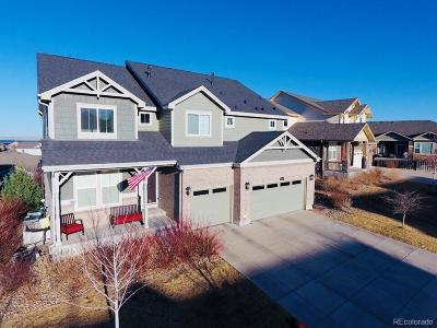 Aurora, Denver Single Family Home Active: 6288 South Muscadine Court