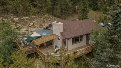 Conifer Single Family Home Active: 27445 Stagecoach Road