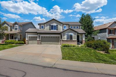 Superior Single Family Home Under Contract: 801 Maroon Peak Circle
