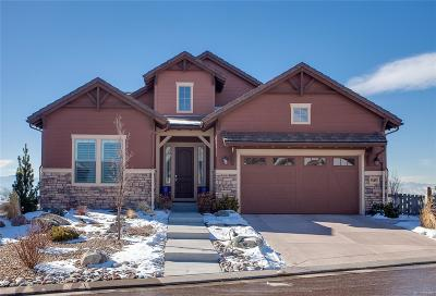 Highlands Ranch Single Family Home Under Contract: 10711 Mountaingate Court