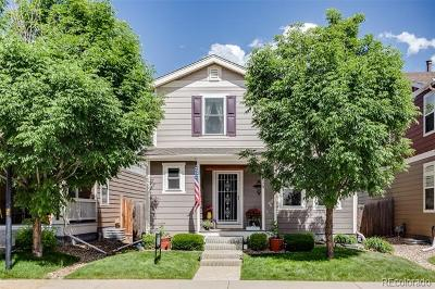 Aurora, Centennial, Denver, Englewood, Greenwood Village, Arvada, Broomfield, Edgewater, Evergreen, Golden, Lakewood, Littleton, Westminster, Wheat Ridge Single Family Home Active: 4378 South Independence Court