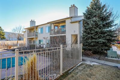 Littleton Condo/Townhouse Active: 8745 West Berry Avenue #204