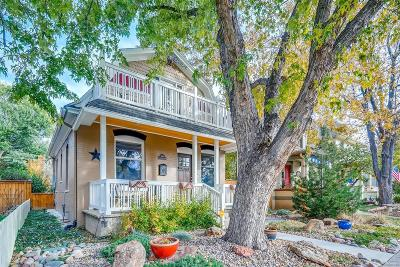 Denver Single Family Home Active: 1584 South Clarkson Street