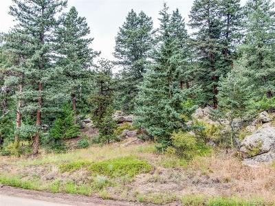 Morrison Residential Lots & Land Active: 22075 High Springs Trail